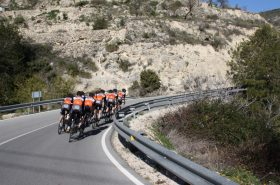 Roompot cycling team2